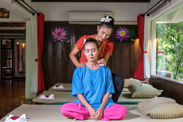 THAI TRADITIONAL MASSAGE BY MAE RAMPAN CANAL