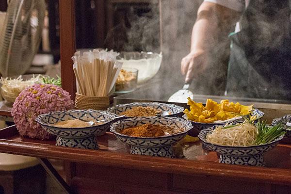 คอร์สทำอาหารไทยสุโขทัย