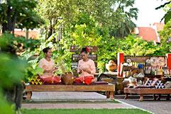 Sukhothai thai cooking class