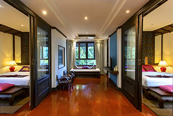 Villa accommodation Sukhothai Hotels