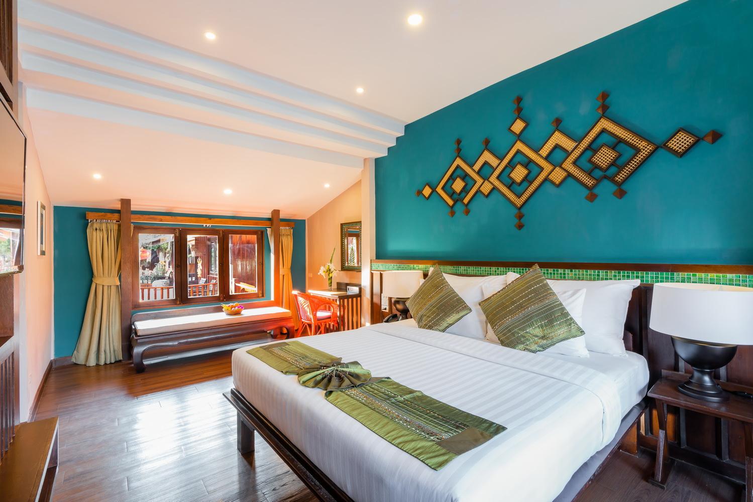 Superior accommodation Sukhothai Hotels